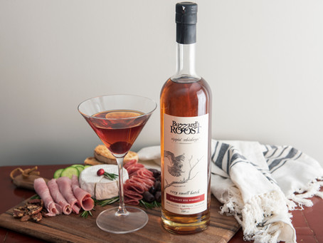 A Merry Whiskey Holiday with Buzzard's Roost
