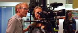 Filming with the BPIF at the PrintIT