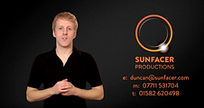 Contact Sunface Productions today