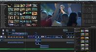 Editing on Final Cut Pro X