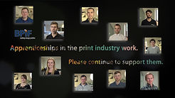 Apprenticeships in the Print Industry
