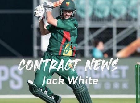 Jack White resigns in Tasmania