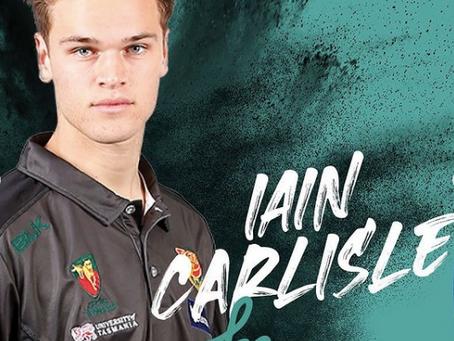 Iain Carlisle resigns with Cricket Tasmania