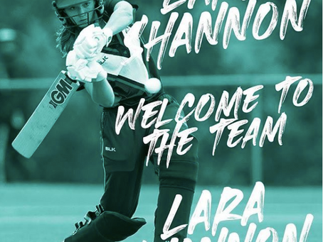 Welcome to the team Lara Shannon