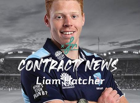 Liam Hatcher resigns in NSW
