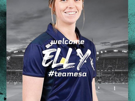 Elly Donald joins the ESA team