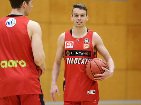 Taylor Britt signs with Perth Wildcats