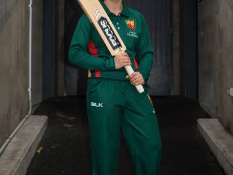 Emma Manix Geeves debuts for Cricket Tas in WNCL