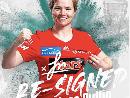 Duff re-signs with the Renegades