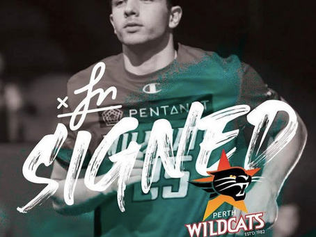 Corey Shervill re-signs with the Wildcats