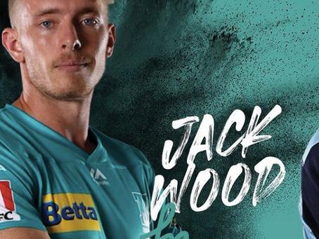 Jack Wood resigns with Cricket Queensland
