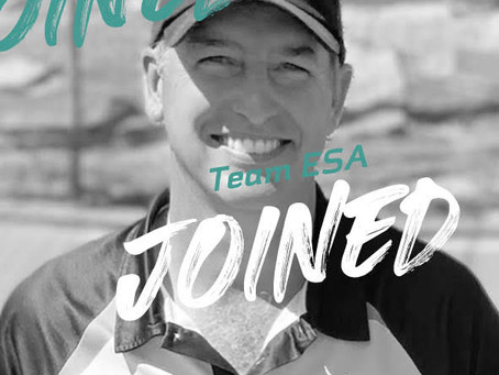 Justin Sternes joins the ESA Staff