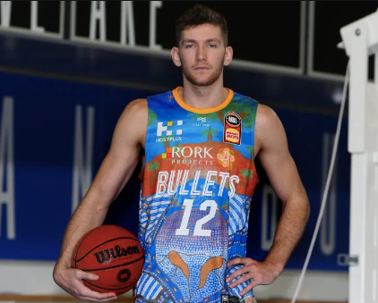 Will Magnay named in Boomers squad