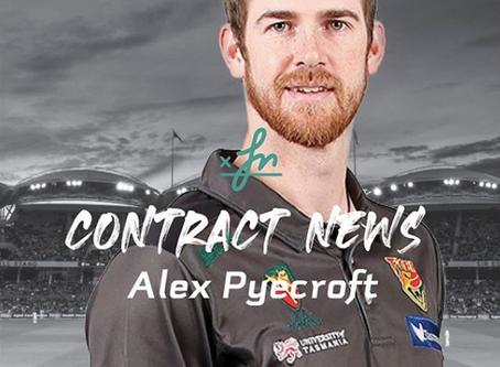 Alex Pyecroft resigns in Tasmania