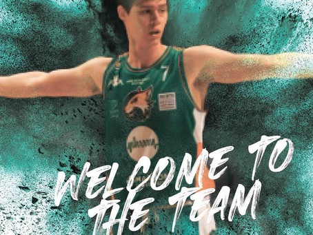 Declan Soukup joins the Basketball division