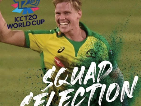 Nath Ellis selected for T20 World Cup Aussie Team