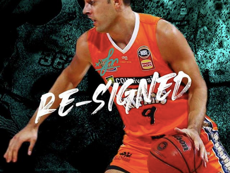 George Blagojevic resigns with the Taipans