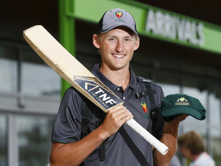 Keegan Oates scores Cricket Tasmania contract