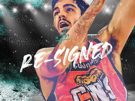Fab Krslovic resigns with Cairns Taipans
