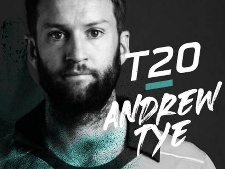 AJ Tye selected for Australia for NZ Tour