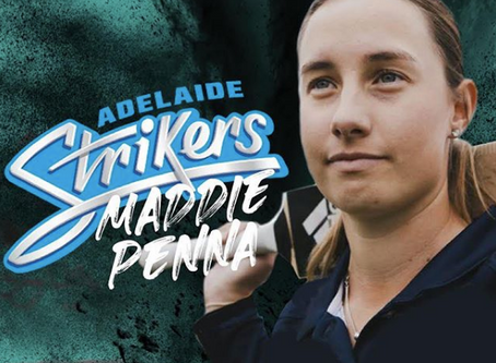Maddie Penna signs with the Strikers
