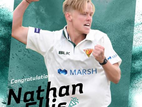 Nath Ellis continues to shine