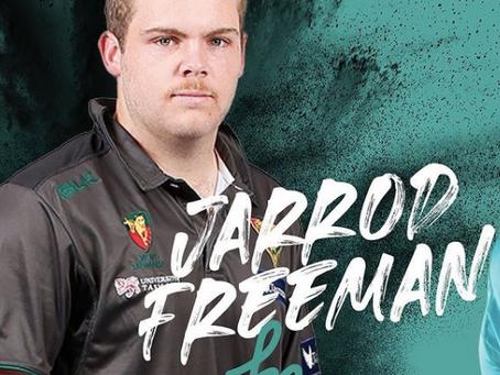 Jarrod Freeman resigns with Cricket Tasmania