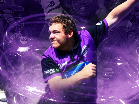 Jarrod Freeman signs on with the Hurricanes for BBL09