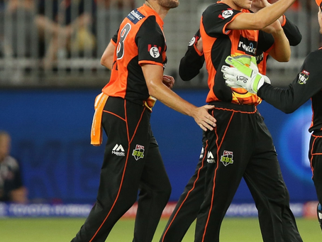 AJ Tye and Aaron Hardie extend with the Scorchers