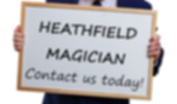 Heathfiel magcian, magician in Heathfield, Children's enertainer Heathfield