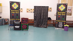road safety show shottermill infants school