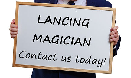 Lancing Magician, Magician in Laning, Lancing Children's entertainer