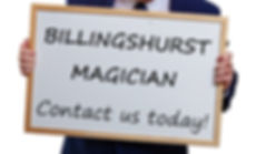 Billingshurst Magician, Magician in Billingshurst, chilren's entertainer Billingshurst, Magic show Billingshurst