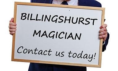Billingshurst Magician, Magician in Billingshurst, chilren's entertainer Billingshurst, Magic show Billingshurst