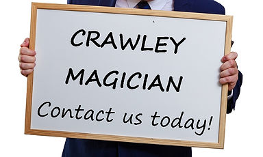 Crawley magician, Magician in Crawley, Crawley Children's entertainer, magician in Crawley