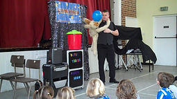 Magic show in Heathfield