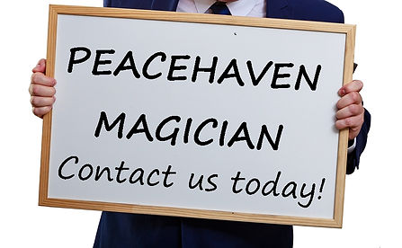Peacehaven Magician, Magician Peacehaven, Children's entertainer Peacehaven