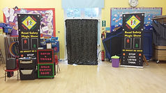 Longditton infant school road safety show
