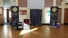 road safety show Mayfield C of E primary school