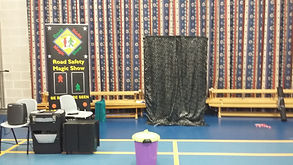 road safety show herstmonceux, herstmonceux church of england school