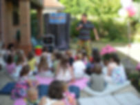 david tricks, children's magician, birthday party