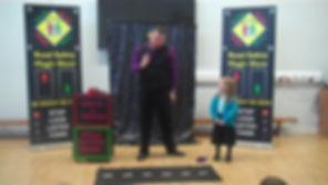 Kent Road Safety Show, road safety show Kent, road safety magic show kent, kent magician, magician in Kent