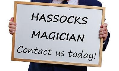 Hassocks magcin, magician in Hassocks, magic club hassocks, Children's entertainer Hassocks,