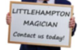 Littlehampton magician, littlehampton chidren's entertainer, magician in Littlehampton