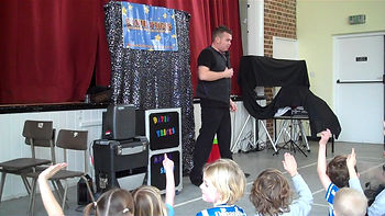 david tricks burgess hill magician
