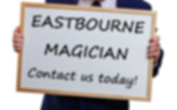 Eastbourne magician, magician Eastbourne, children's entertainer Eastbourne
