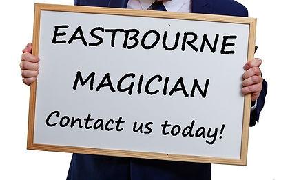 Eastbourne magician, magician Eastbourne, children's entertainer Eastbourne