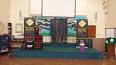 road safety show hornbeam primary school