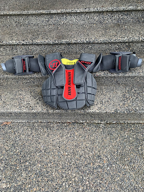 Warrior Chest Protector - Int Large/XLarge