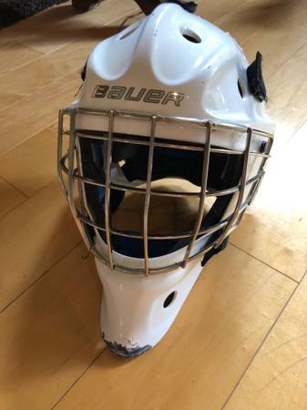 Bauer NME8 Mask